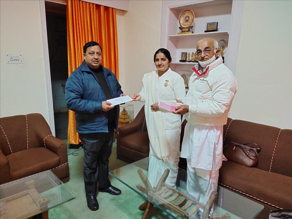 Sunni (Shimla): Invitation to the Ministers of Himachal Pradesh for Mahashivratri Festival